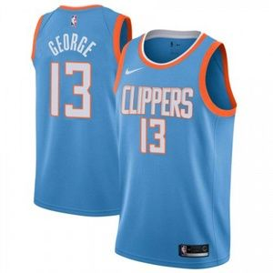 Los Angeles Clippers Paul George City Jersey
